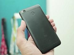 Xiaomi Redmi 4 का 4 जीबी रैम वेरिएंट अब हमेशा होगा उपलब्ध