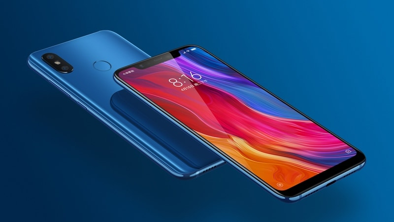 Xiaomi Mi 8 Gets Android 9.0 Pie With MIUI 10.9.6 China Insider Beta ROM