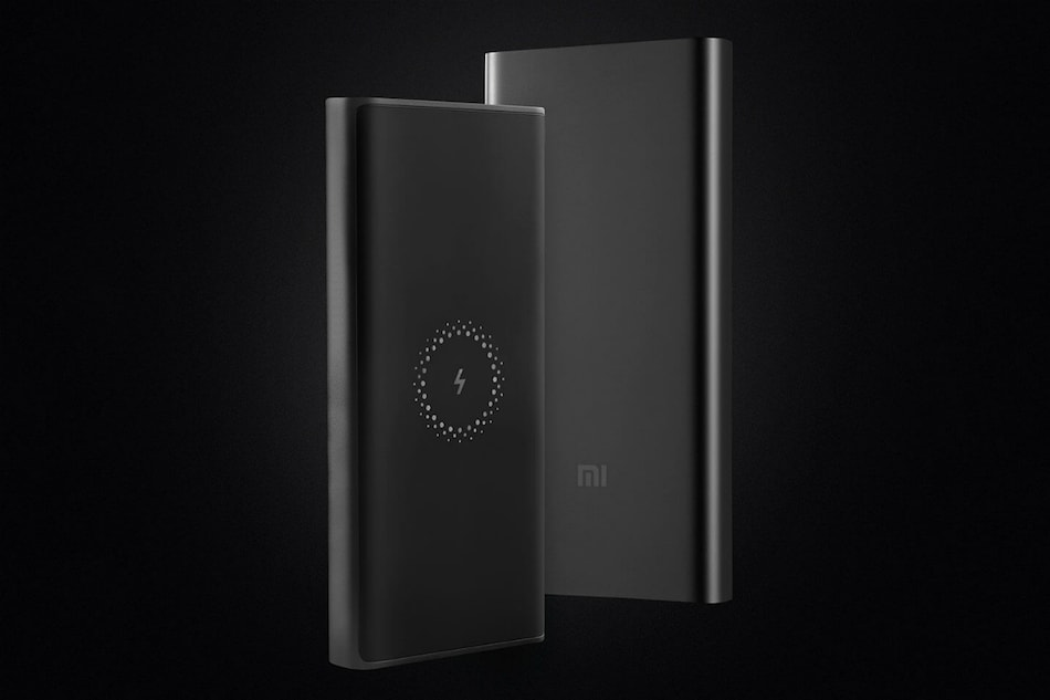 Xiaomi 10000mAh Mi Wireless Power Bank With Up to 18W Charging Support Launched in India