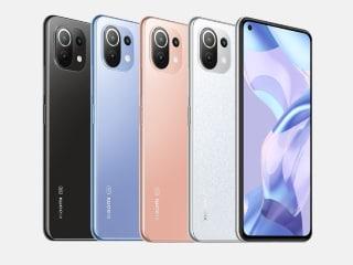 Xiaomi 11 Lite NE 5G Price in India, Colour Options Leak Ahead of September 29 Launch
