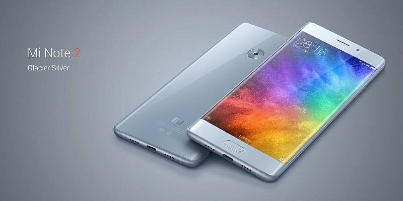 Xiaomi Mi Note 2 Launched: Price, Release Date, Specifications, and More