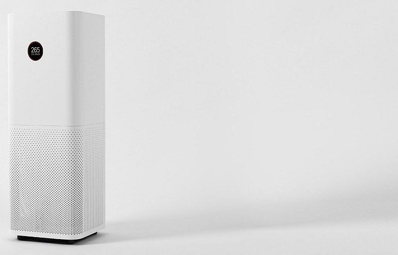 Xiaomi Mi Air Purifier Pro With OLED Display, Increased Capacity Launched
