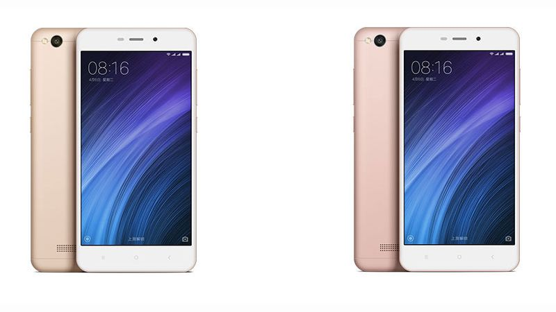 Xiaomi Redmi 4A Was a Hit on Singles' Day, 1 Million Units Sold in 24 Hours