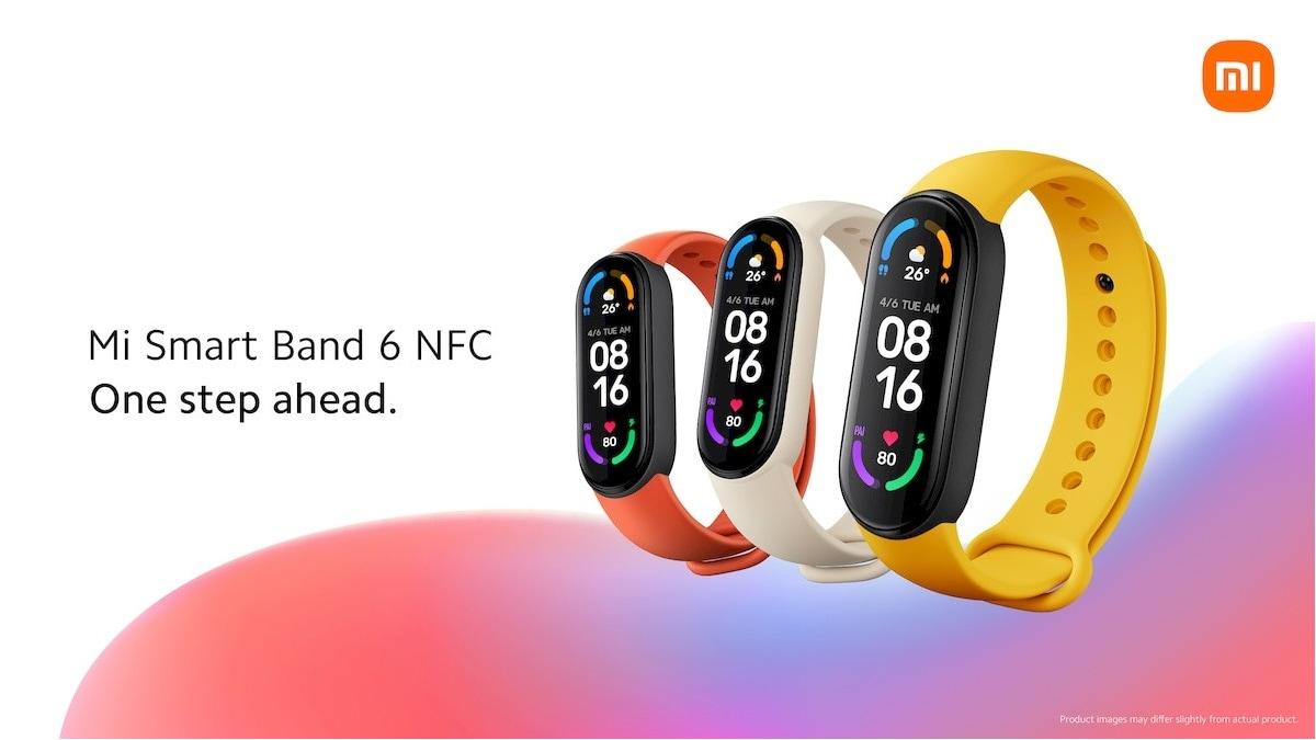 xiaomi band 6 nfc Xiaomi Smart Band 6 NFC