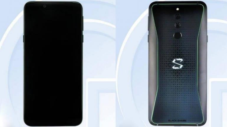 Xiaomi Black Shark 2 की तस्वीरें और स्पेसिफिकेशन लीक