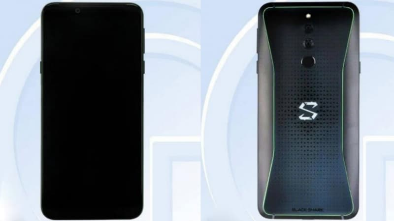 Black Shark 2 TENAA Listing Showing Display Size, Battery Capacity, Dimensions Leaked