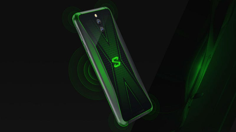 Black Shark Helo Gaming Phone With Up to 10GB RAM Launched: Price, Specifications