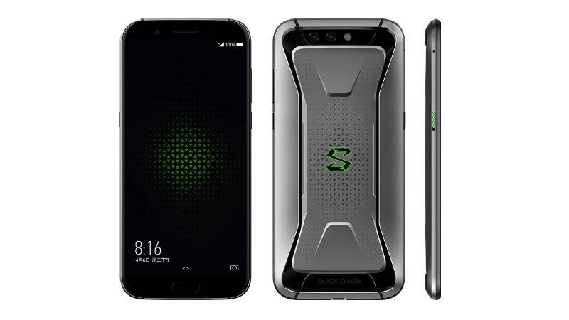 Xiaomi Black Shark गेमिंग स्मार्टफोन लॉन्च, इसमें है 8 जीबी रैम और स्नैपड्रैगन 845 प्रोसेसर