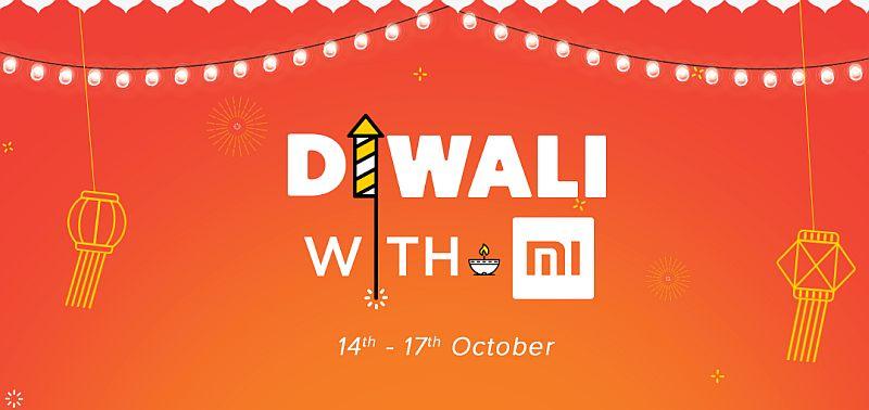 Xiaomi's Diwali With Mi Sale Offers: Deals, Discounts on Redmi Note 4, Mi Max 2, Redmi 4, and More