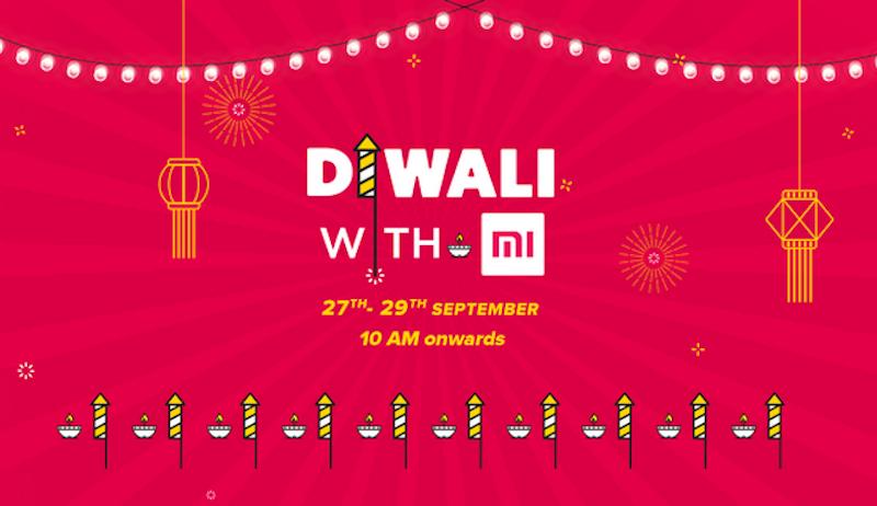 ec8360fd9 Xiaomi Diwali With Mi Sale Offers  Re. 1 Flash Sales