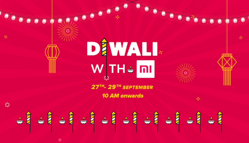 Xiaomi Diwali With Mi Sale Offers: Re. 1 Flash Sales, Discounts on Redmi Note 4, Redmi 4, and More