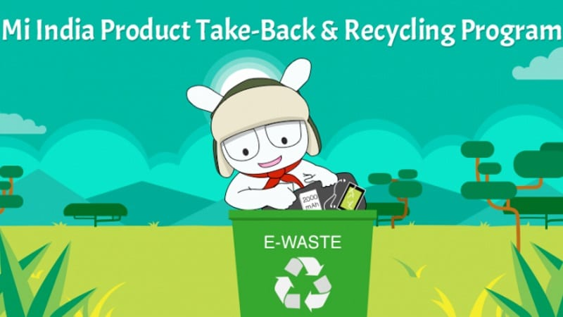 Xiaomi India Offers Discounts in Exchange for Recycling Your Old Electronics