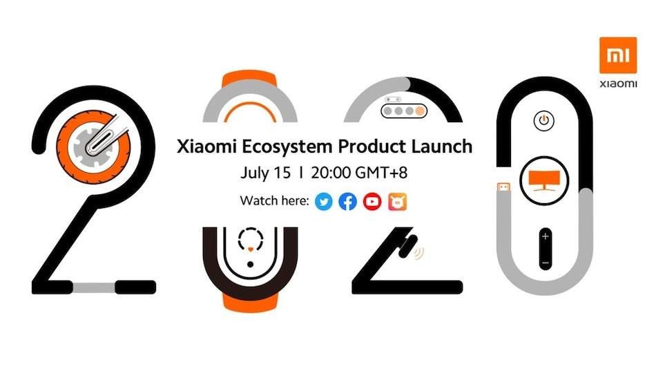 Xiaomi का ग्लोबल इवेंट 15 जुलाई को, Mi TV Stick हो सकता है लॉन्च
