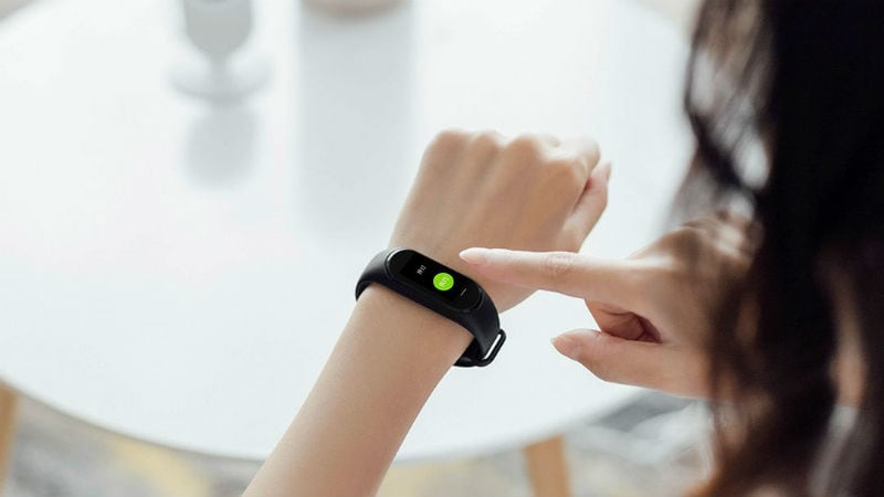 Xiaomi Hey+ Smart Band With OLED Display, NFC Support Launched