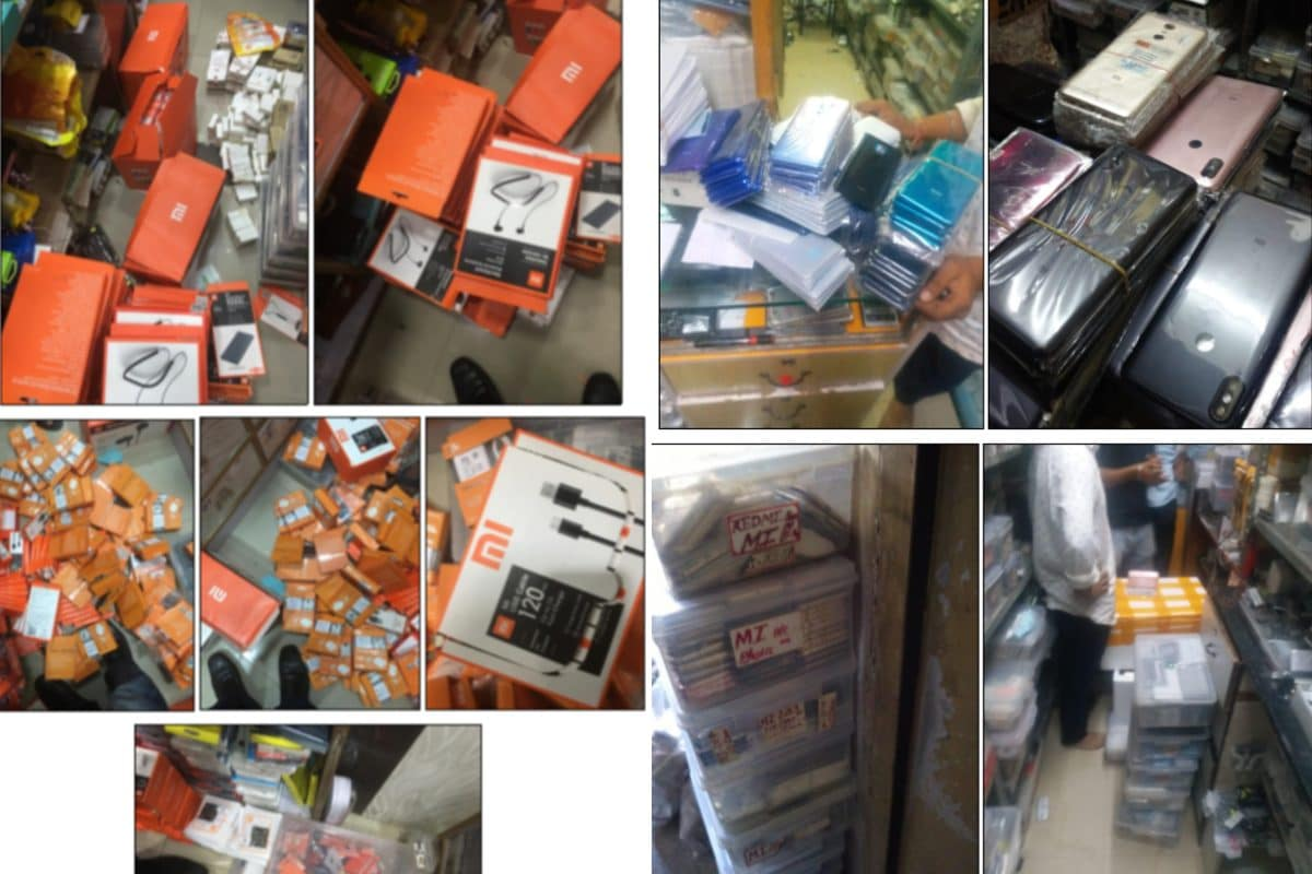 Photo of Counterfeit Mi India Products Worth Rs 33.3 Lakh Seized in Bengaluru, Chennai, Here's How You Can Identify Fake Xiaomi Products
