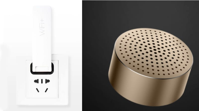 Xiaomi Mi Wi-Fi Repeater 2, Mi Bluetooth Speaker Mini, Mi Power Bank 2 Launched in India