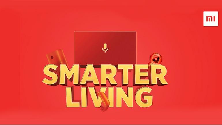 Xiaomi का Smarter Living इवेंट आज, कई स्मार्ट प्रोडक्ट से उठेगा पर्दा