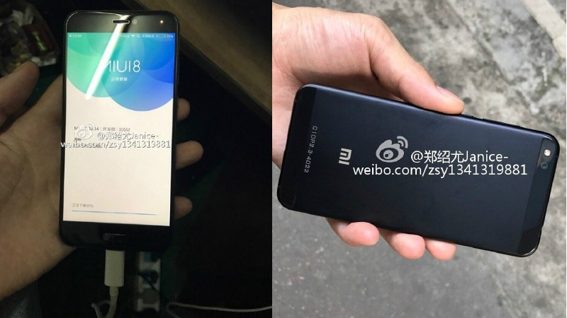 Xiaomi Mi 5c Tipped to Launch on December 6 as Live Images Leak Alongside
