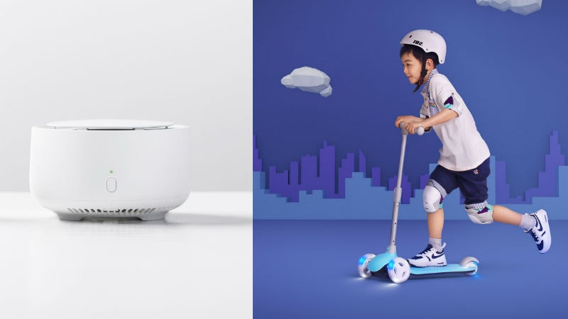 Xiaomi Mi Mini Scooter, Mi Home Mosquito Repellent Launched