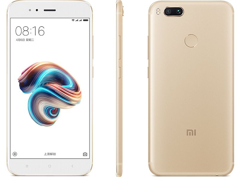 Xiaomi Mi 5X Gets a Cheaper 32GB Storage Variant Ahead of Expected India Launch