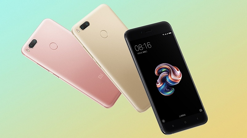Xiaomi Mi 5X Teaser Images Show Colour Variants, Design, and More