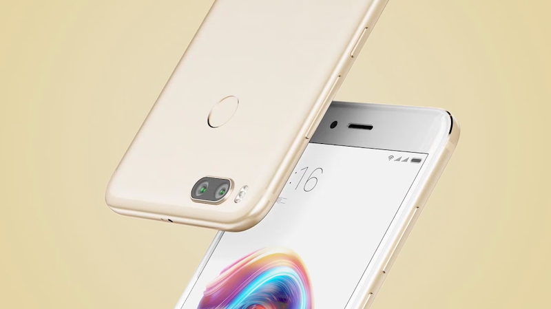 Xiaomi Mi 5X आज होगा लॉन्च, मीयूआई 9 से होगा लैस
