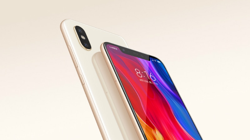 Xiaomi Mi 8 Goes Out of Stock in Under 2 Minutes in First Sale