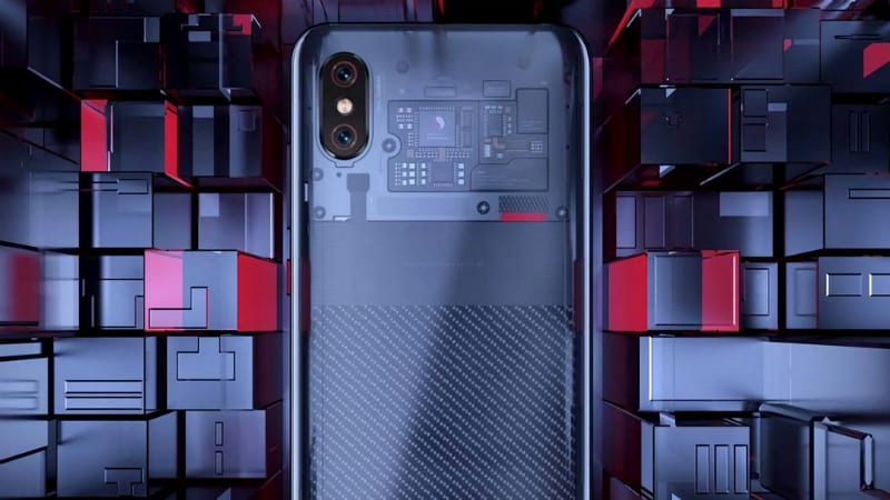 Xiaomi Mi 8 Explorer Edition 'Transparent' Back Doesn't Actually Show Its Internals: Report