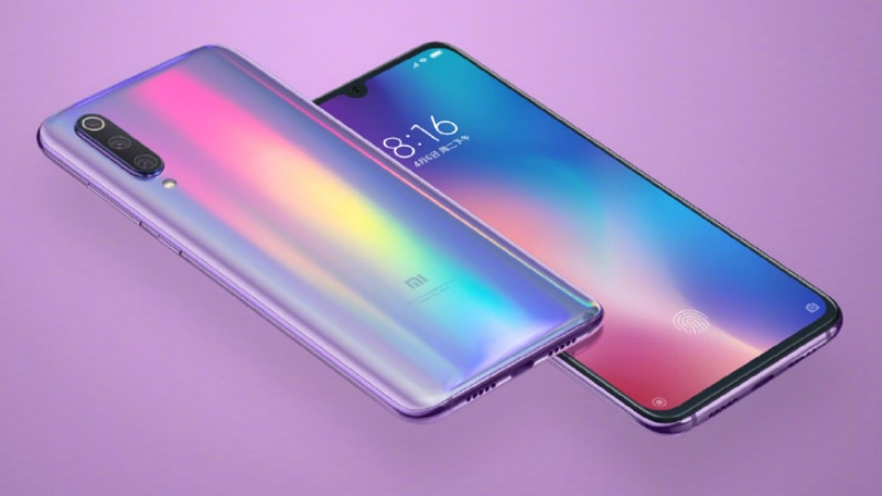 Mi 9 With Triple Rear Cameras, 20W Fast Charging Support Launched: Price, Specifications