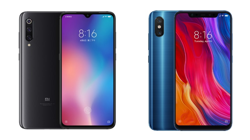 Mi 9 vs Mi 8: Price, Specifications, and Features Compared