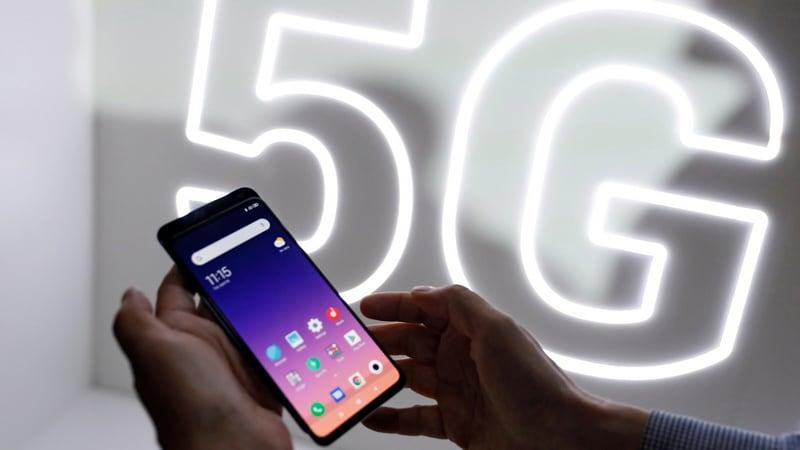 mergezone-5G smartphone