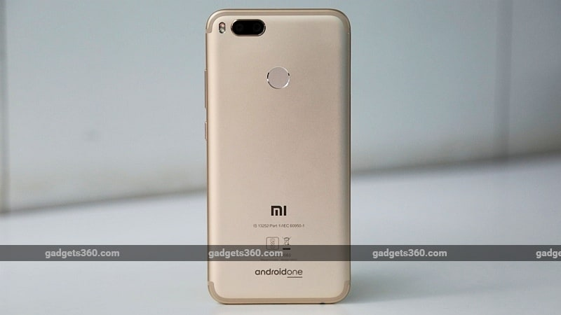 Mi A1 Launched In India Price And Specifications Of