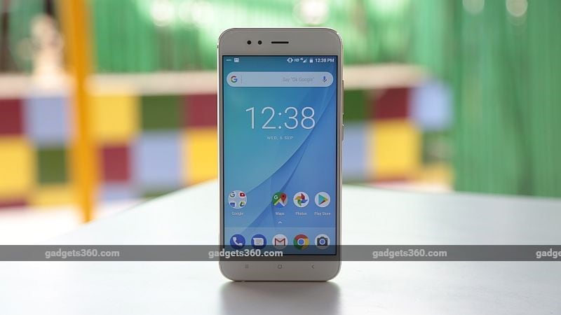 Xiaomi Mi A1 Price in India Permanently Slashed By Rs. 1,000