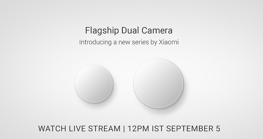 Image result for Xiaomi to unveil 'New Series' Dual Camera Smartphone Mi A1 in India today