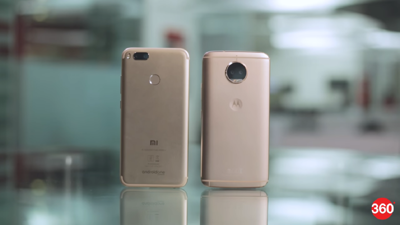 Xiaomi Mi A1 Vs Moto G5s Plus Which Phone Should You Buy