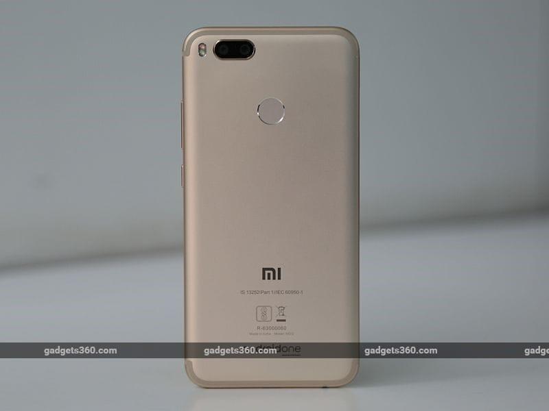 xiaomi mi a1 rear gadgets360 1504522015450 Xiaomi MiA1 Specs Price