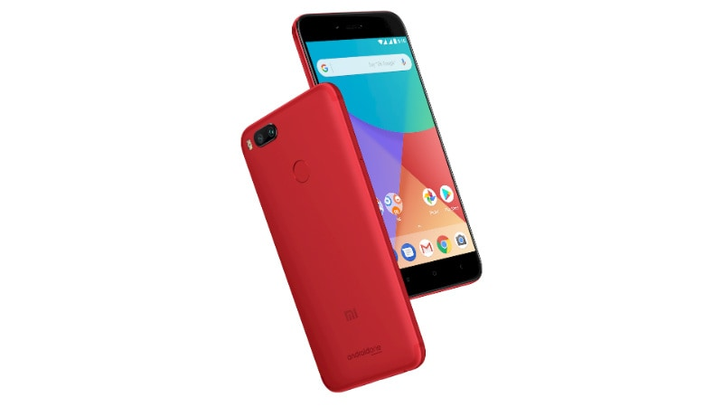 Xiaomi Mi A1 Special Edition Red Colour Launched in India: Price, Specifications