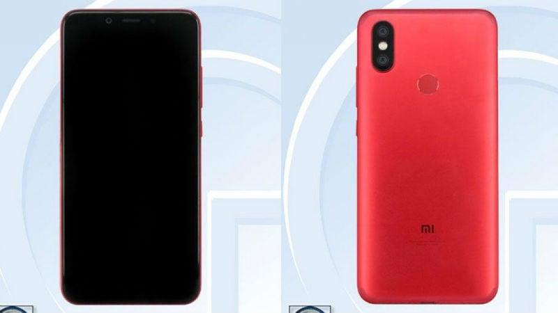 Xiaomi Mi A2 (Mi 6X) With 5.99-inch Display, 2910mAh Battery Spotted on TENAA