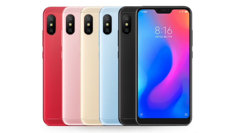 Image result for xiaomi mi a2 lite photo