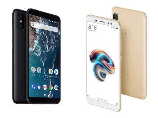 Mi A2 না Xiaomi Redmi Note 5 Pro, কোনটা ভালো?