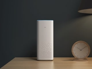 Xiaomi Mi AI Speaker Launched With Voice Control, Rivalling Amazon Echo and Google Home