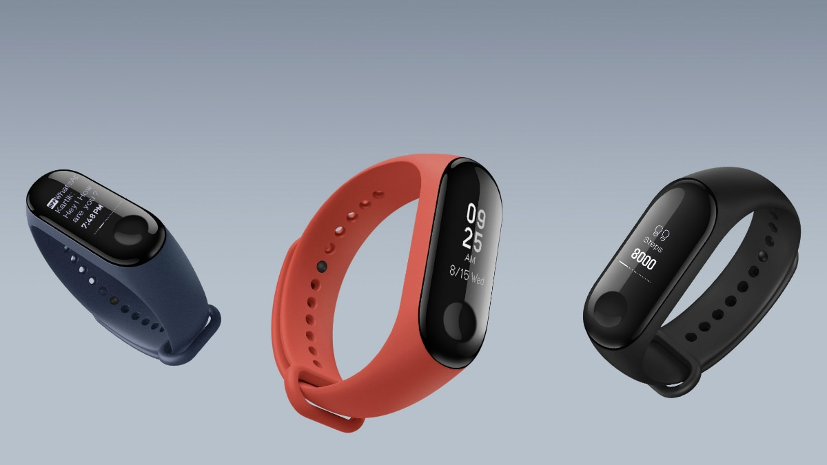 Xiaomi Mi Band 4 Launch Set for June 11, Teased to Debut With Colour Display