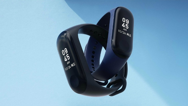 Xiaomi Mi Band 3 First Software Update Brings Phone Mute Functionality