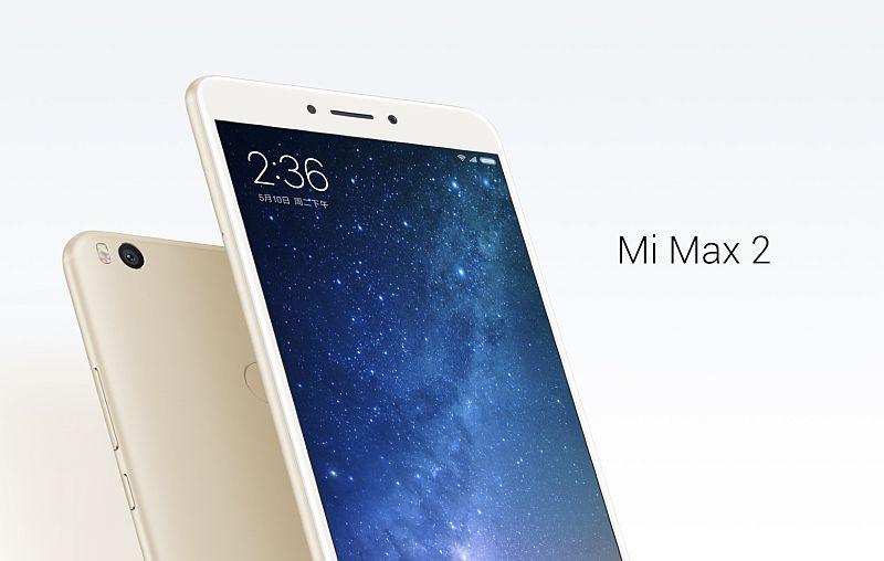 Xiaomi Mi Max 2 भारत में 18 जुलाई को हो सकता है लॉन्च
