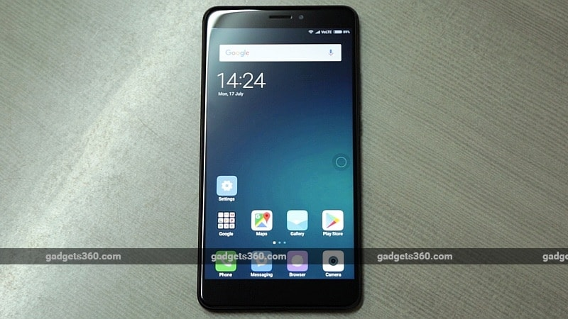 Xiaomi Mi Max 2 Goes on Sale in India Today, via Amazon, Flipkart, Tata Cliq, Paytm Mall, Mi.com