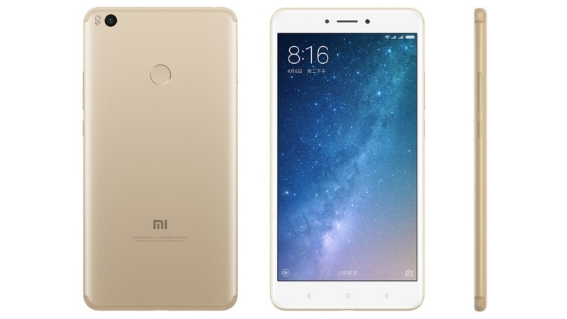 India Gets The Xiaomi Mi Max 2 for Rs. 16999 ($264)