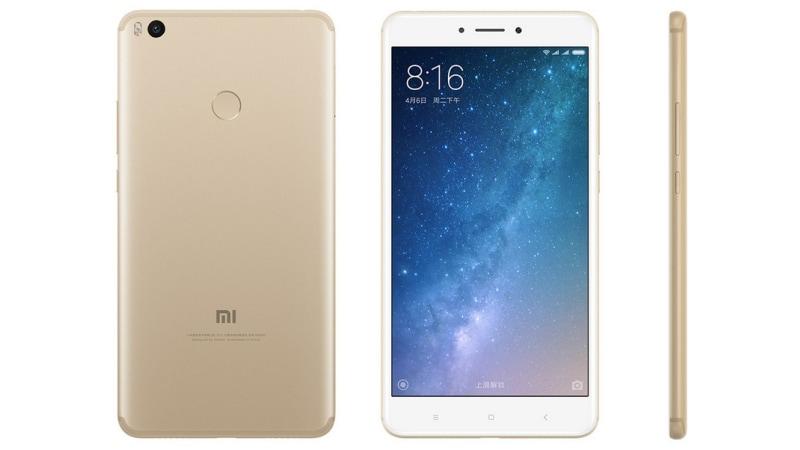 Xiaomi Mi Max 2 भारत में आज होगा लॉन्च
