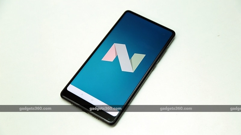 Xiaomi Mi MIX 2 to Go on Sale in India Today, in First Regular Flash Sale