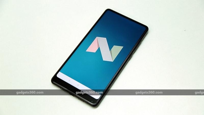 Xiaomi Mi MIX 2 आज खरीदने के लिए होगा उपलब्ध