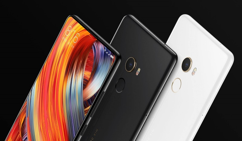 Xiaomi Mi MIX 2 Set to Launch in India Soon